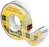 Best Double Sided Tapes - Scotch Double Sided Tape with Dispenser Review