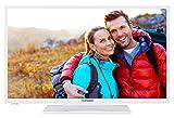 Telefunken XH32A301-W 81 cm (32 Zoll) Fernseher (HD Ready, Triple Tuner, Smart TV)