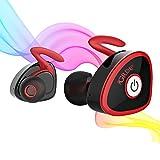 mini bluetooth headset Neuest wireless bluetooth kopfhörer Doppel- oder Einzel modus in...