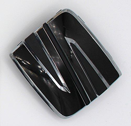 pantalla-emblema-seat-logo-juego-vo-hi-negro-brillo-de-finest-de-folia-para-seat-leon-cupra-5f-sc-st