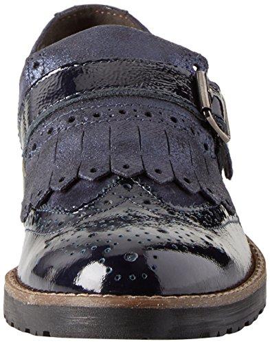 IGI&Co Damen Dbr 8809 Brogue-Schuhe Blu (Notte Blu)