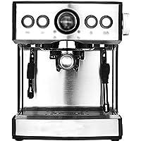 LJHA kafeiji Máquina de café Espresso, máquina de café con Bomba máquina de café de