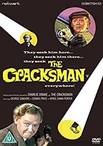 The Cracksman [DVD] [Import anglais]