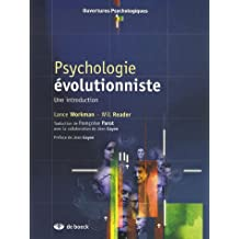 Psychologie évolutionniste : Une introduction