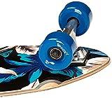 Roxy Damen Longboard Hula 30 Zoll, Black, 76 cm, 6130015.0
