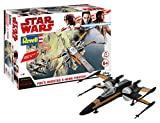 Revell Star Wars Episodio VIII Build & Play Poe's Boosted X-Wing...