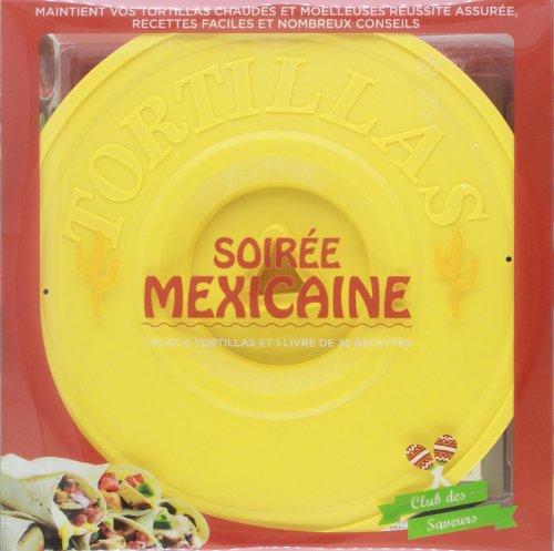 COFFRET SOIREE MEXICAINE JAUNE