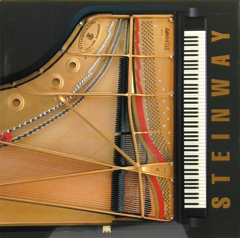 Steinway por Ronald Ratcliffe