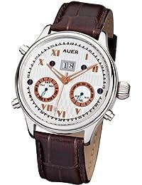 AUER Classic Collection BA-513-SBrL Reloj Automático para hombres Clásico & sencillo