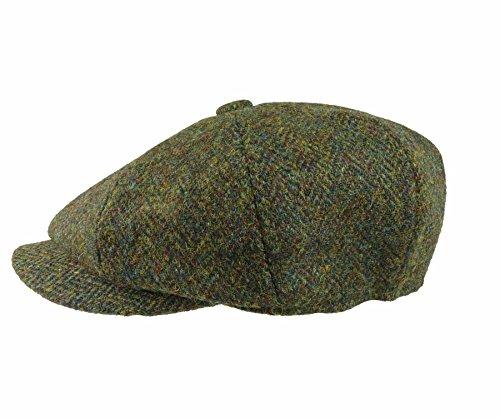 Earland Brothers Failsworth - Boina - para Hombre Verde Verde Small 94d0cf09e94