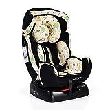 Kindersitz Guardian Gruppe 0/1/2 (0 - 25 kg) BAB008 mit Kopfpolster von 0 bis 7 Jahre schwarz