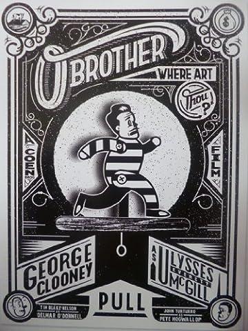 O Brother Where Art Thou? - Mounted Alternative Movie
