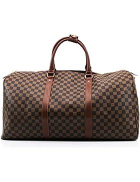 LeahWard® Damen Große Größe Tragetaschen Reise Handtaschen Groß Marke nett Schultertaschen 41412