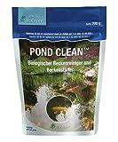 GroGreen Pond Clean Stagni Starter, 200 g Sacchetto. Batteri biologici per la cura dello stagno come starter o manutenzione per un laghetto pulito, stagno per pesci, stagno Koi o stagno per nuotare