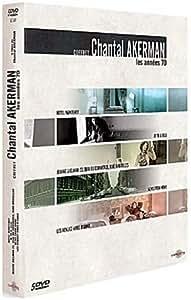 Coffret Chantal Akerman , les années 70 : Hôtel Monterey / Je, tu, il, elle / Jeanne Dielman, … / News from home / Les Rendez-vous d'Anna