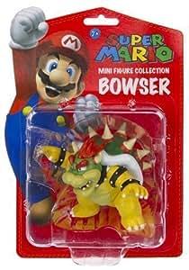 super mario BOWSER EXCLUSIVE plastic action figure bowser