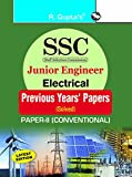 SSC: Junior Engineer Exam Electrical (Paper-II : Conventional) : Previous Years' Papers