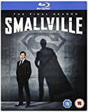 Smallville_(TV_Series) [Reino Unido] [Blu-ray]