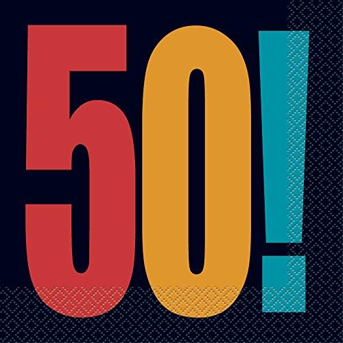 50a-partido-enico-cumpleanos-cheer-papel-servilletas-paquete-de-16