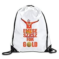 Good Gift - Novetly Emese Szasz Sport Bag Gym Bag For Men & Women Sackpack