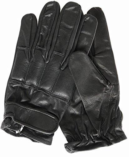 G8DS® Security Handschuhe Defender Bleisandfüllung schwarz in Gr. XL