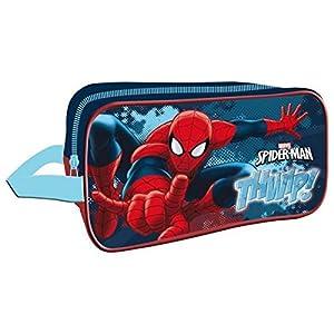 Spiderman Zapatillero, Sintético, 0