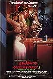 A Nightmare on Elm Street 2: Freddy's Revenge Movie Poster (27,94 x 43,18 cm)