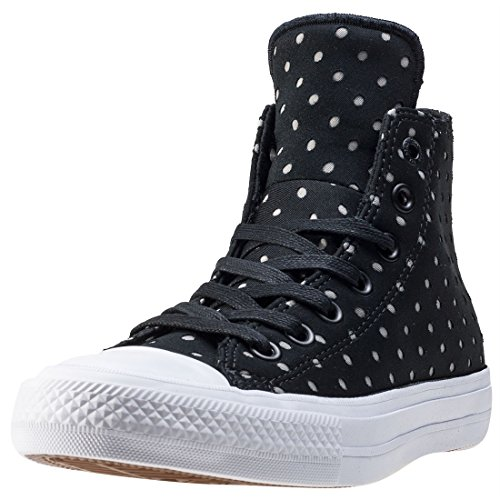 Converse Chuck Taylor All Star Ii High Femme Baskets Mode Noir noir/blanc