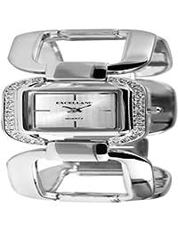 Excellanc Damen-Armbanduhr Analog Quarz verschiedene Materialien 180322500026