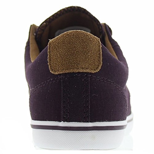 Converse Mens Star Player Low Profile Ox Textile Trainers Lila
