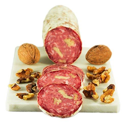 Salame alle noci 500 gr. - salumificio artigianale gombitelli - toscana