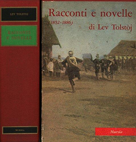 Racconti e novelle (1852-1886)