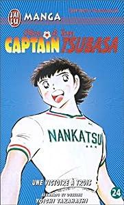 Captain Tsubasa - Olive et Tom Edition simple Tome 24
