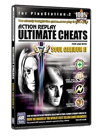Ultimate Cheats Soul Caliber 2 [ Playstation 2 ] [Import