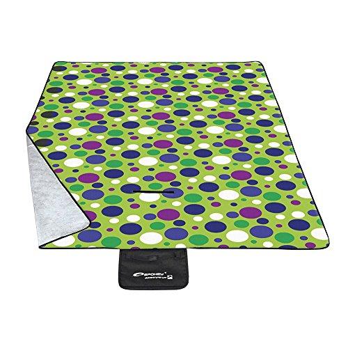 SPOKEY® Picknickdecke, Designs:PICNIC CIRCLE - 832827