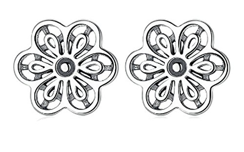 saysure-925-sterling-silver-floral-daisy-lace-flower-stud-earrings
