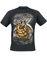 Blind Guardian Valhalla T-Shirt schwarz