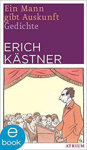 Haftende Verse Erich Kästners Gedichte Bleiben Aktuell