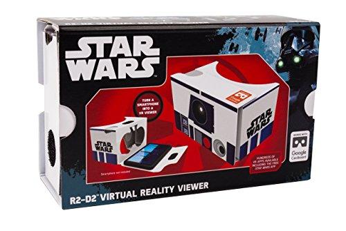 Wow Stuff 884002-06C Star Wars R2-D2réalité virtuelle