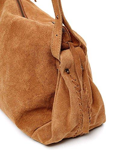 Pepe jeans PL030741 Borse medie Accessori Marrone