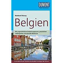 DuMont Reise-Taschenbuch Reiseführer Belgien: mit Online-Updates als Gratis-Download