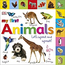 DK - My First Animals Let