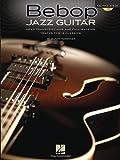 Bebop Jazz Guitar Head Transcriptions Backing Tracks Gtr Tab Bk/Cd (Book & CD) by VARIOUS (17-Jan-2011) Paperback