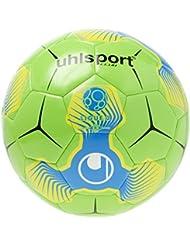 Uhlsport Liga 2balón de entrenamiento verde neón/Cyan/Amarillo Limón talla 3
