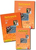 Netzwerk B1 Textbook+Workbook+Glossar+CD