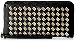 Pavers England Women's Handbag (YLBAG4202BLACK/GOLD)