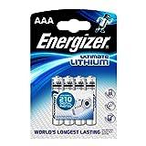 Best Energizer Lampes de bureau - ENERGIZER Blister pack de 4 Piles Ultimate Lithium Review