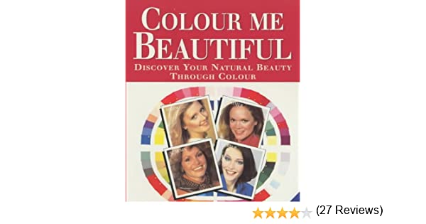 colour me beautiful amazoncouk carole jackson 9780861882991 books - Color Me Beautiful Book