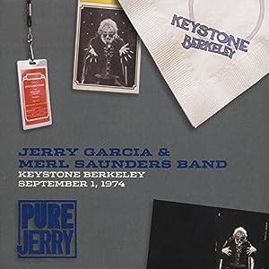 Pure Jerry: Keystone, Berkeley, September 1, 1974