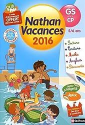 Cahier Vacances maternelle - De la GS vers le CP